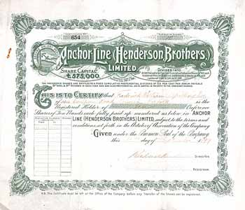 Anchor Line (Henderson Brothers) Ltd.