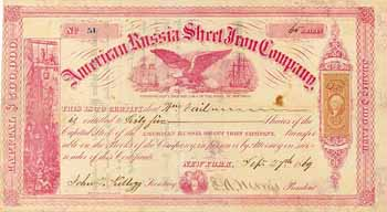 American Russia Sheet Iron Co.