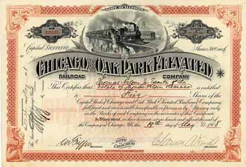 Chicago & Oak Park Elevated Railroad