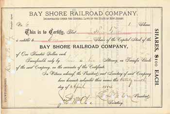 Bay Shore Railroad