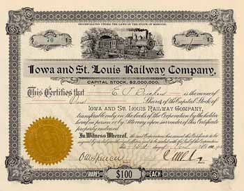 Iowa & St. Louis Railway