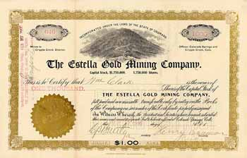 Estella Gold Mining Co.