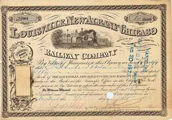 Louisville, New Albany & Chicago Railway