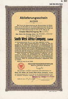 South West Africa Company (Reichsfinanzministerium)