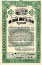 City and County of San Francisco Municipal Street Railway
