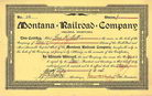 Montana Railroad