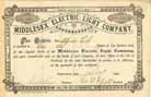 Middlesex Electric Light Co. (OU Firth, Irfield)