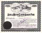 Aero & Motor Club of Asbury Park