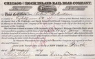 Chicago & Rock Island Railroad (OU Farnam)