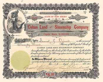 Cuban Land and Steamship Co.