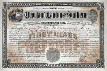 Cleveland, Canton & Southern Railroad