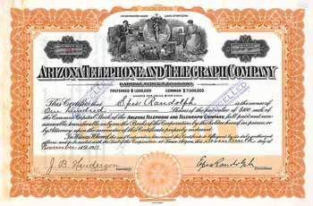 Arizona Telephone and Telegraph Co.