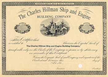 Charles Hillman Ship & Engine Building Co.