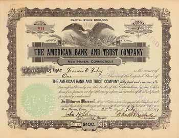 American Bank and Trust Co.