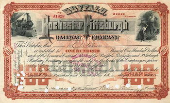 Buffalo, Rochester & Pittsburgh Railway
