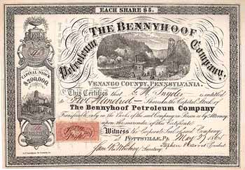 Bennyhoof Petroleum Co.