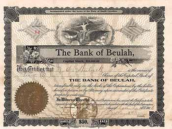 Bank of Beulah