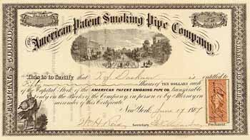 American Patent Smoking Pipe Co.