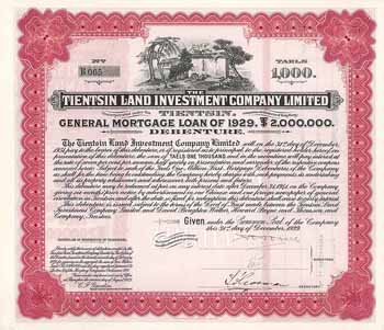Tientsin Land Investment Co.