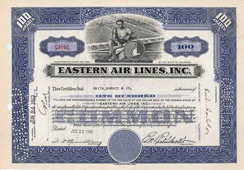 Eastern Air Lines, Inc.