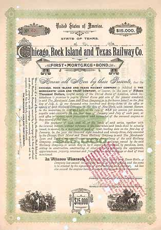 Chicago, Rock Island & Texas Railway