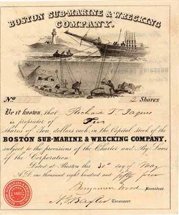 Boston Sub-Marine & Wrecking Company