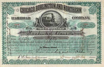 Chicago, Burlington & Northern Railroad