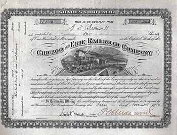 Chicago & Erie Railroad Co.