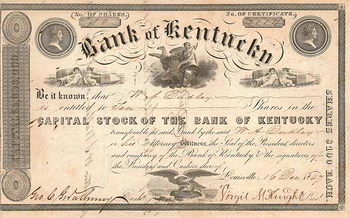 Bank of Kentucky