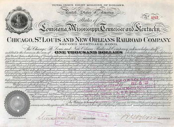 Chicago, St. Louis & New Orleans Railroad