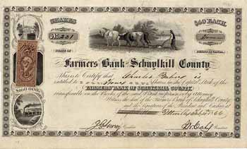 Farmers Bank of Schuylkill County